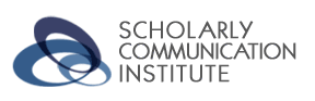 Scholarly Communication Institute logo
