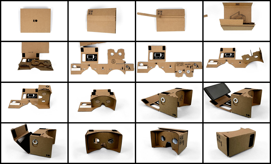 Week 9- Google + The Cardboard Project – DH101: Fall 2014
