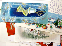 Freeman's Collection of Christmas cards